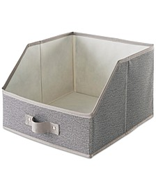 Harmony Twill Large Easy View Bin Drawer