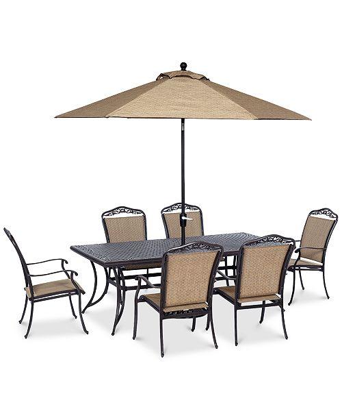 Furniture Beachmont Ii Outdoor 7 Piece