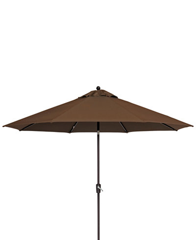 CLOSEOUT! Cambrian Outdoor 11' Umbrella, Created for Macy's