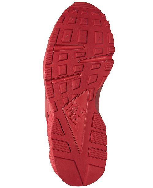 online store 66d84 4b0c3 ... Nike Women s Air Huarache Run Running Sneakers from Finish Line ...