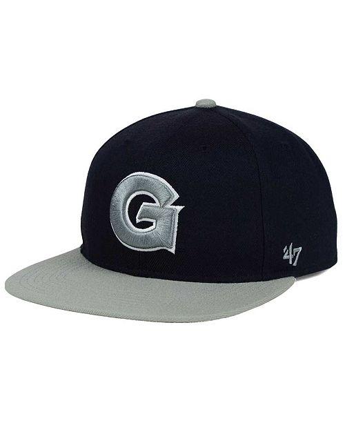 '47 Brand Kids' Georgetown Hoyas Lil Shot Captain Cap