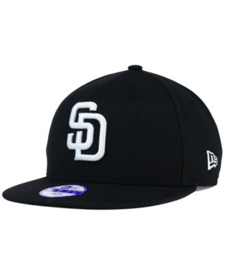 AUTHENTIC San Diego Padres New Era 59Fifty KIDS Cap