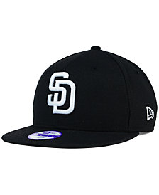 New Era Kids' San Diego Padres B-Dub 9FIFTY Snapback Cap