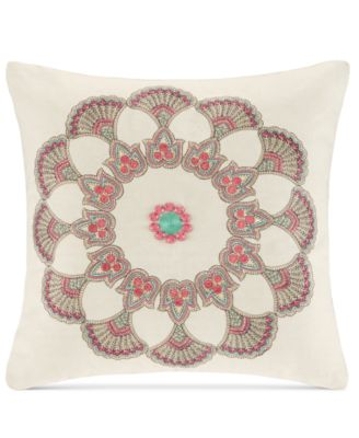 "Guinevere 16"" Square Decorative Pillow"