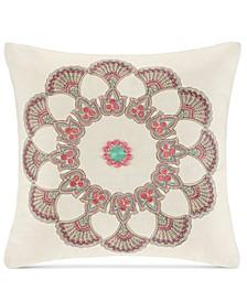 "Guinevere 16"" Square Decorative Pillow"