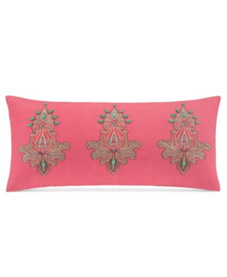 "Guinevere 10"" x 20""  Decorative Pillow"
