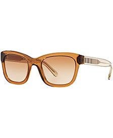 Burberry Sunglasses, BURBERRY BE4209