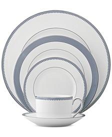 Dinnerware Grosgrain Indigo Collection