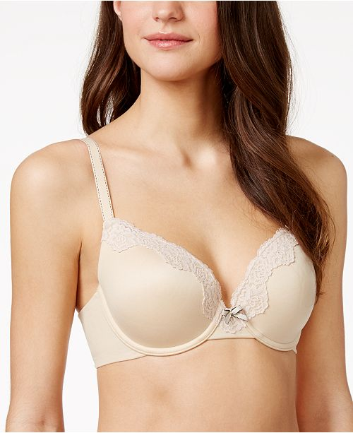 e1c9570a3a880 ... Maidenform Comfort Devotion Extra Coverage Underwire Bra 9404 ...