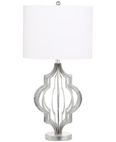 Decorator's Lighting Gateway Moroccan Open Metal Table Lamp