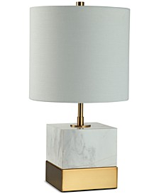 Rockport Marble Table Lamp