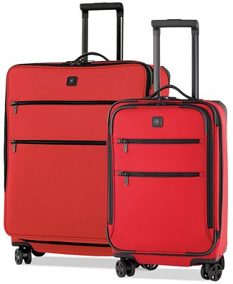 CLOSEOUT! 50% Off Victorinox Lexicon Luggage - Luggage Collections ...
