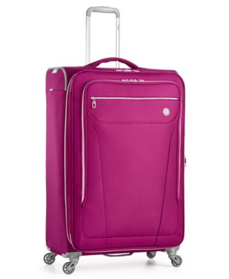 "Image of Revo City Lights 2.0 29"" Expandable Spinner Suitcase, Only at Macy's"