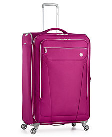 "CLOSEOUT! Revo City Lights 2.0 29"" Expandable Spinner Suitcase, Created for Macy's"