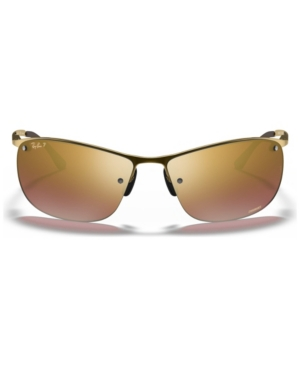 Image of Ray-Ban Polarized Polarized Sunglasses, RB3542