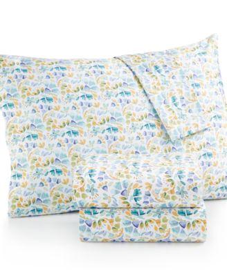 rowan floralprint full sheet set