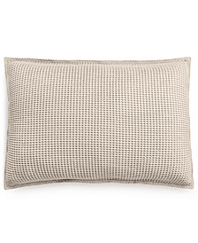 Hotel Collection Waffle Weave King Sham, Created for Macy's