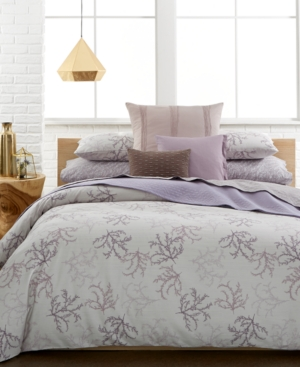 asscher seagrape quilted sham bedding