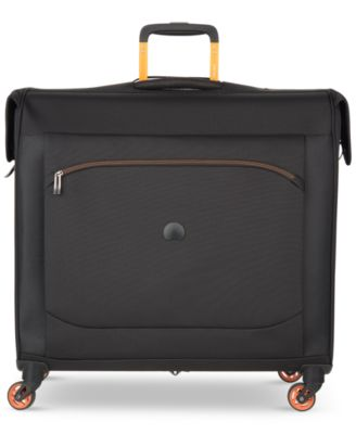 Image of Delsey Hyperlite 2.0 Trolley Spinner Garment Bag, Only at Macy's