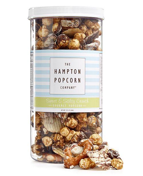 Hampton Popcorn Company The Hampton Popcorn Co. Sweet & Salty Gourmet Popcorn