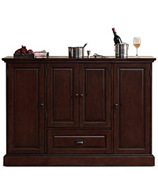 Carlotta Wine Cabinet, Quick Ship
