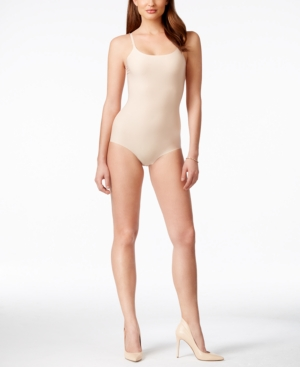 Spanx Thinstincts Light Tummy-Control Elastic-Free Bodysuit 10010R