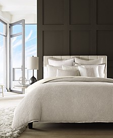 Waffle Weave Bedding Collection, Created for Macy's