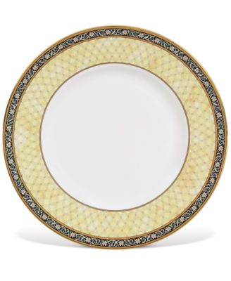 """India 9"""" Accent Plate"""