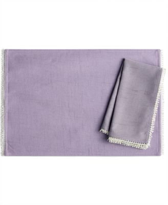 """French Perle 13"""" x 19"""" Placemat"""