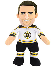 Bleacher Creatures Patrice Bergeron Boston Bruins Plush Player Doll