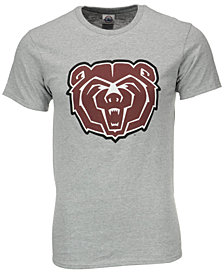 J America Men's Missouri State Bears Big Logo T-Shirt