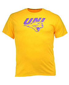 J America Men's Northern Iowa Panthers Big Logo T-Shirt