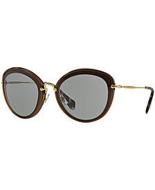 Miu Miu Sunglasses, MU 50RS