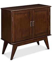 Kentler Mid Century Low Storage Cabinet