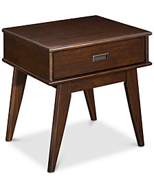 Kentler Mid Century End Table, Quick Ship