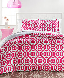Chelsea 3-Piece Reversible Full/Queen Comforter Set
