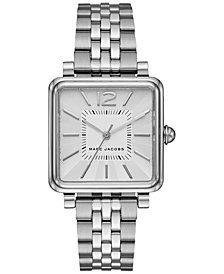 Marc Jacobs Women's Vic Stainless Steel Bracelet Watch 30mm