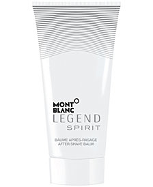 Montblanc Men's Legend Spirit After Shave Balm, 5.0 oz