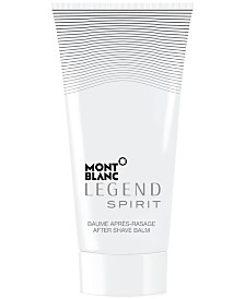 Montblanc Men's Legend Spirit After Shave Balm, 5.0 oz