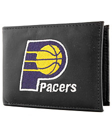 Rico Industries Indiana Pacers Black Bifold Wallet
