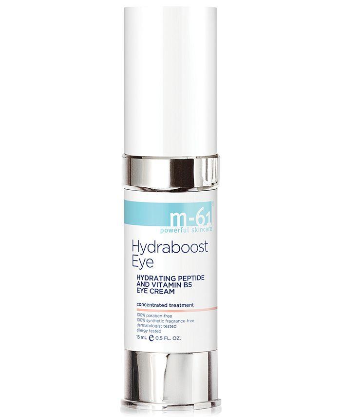 m-61 by Bluemercury - Hydraboost Eye Hydrating Peptide and Vitamin B5 Eye Cream, 0.5 oz