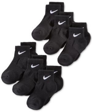 Nike 6Pk Ankle LowCut Socks Little Boys (47)