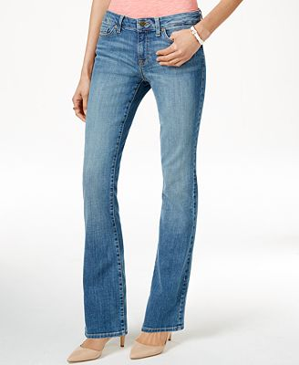 Tommy Hilfiger Classic Ocean Wash Bootcut Jeans, Only at Macy's ...