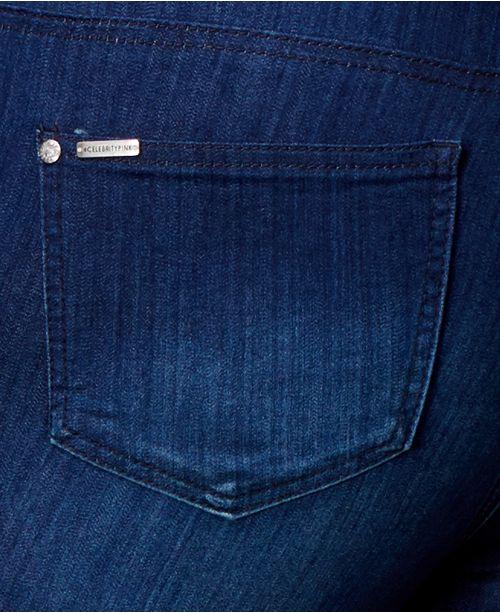 1bbb6039de4 ... Celebrity Pink Trendy Plus Size Infinite Stretch Dawson Super-Skinny  Jeans ...