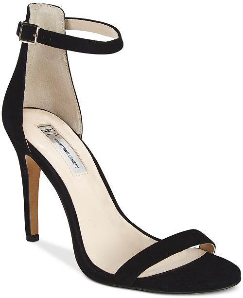 INC International Concepts I.N.C. Women's Roriee Two-Piece Sandals, Created for Macy's