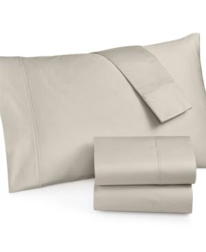 Brookstone CoolMax 350 Thread Count Full Sheet Set Bedding