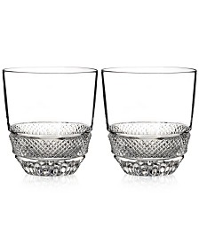 Waterford Town & Country Collection Riverside Drive Tumbler Glass Pair