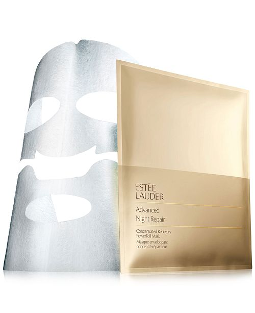 Estee Lauder Advanced Night Repair Concentrated Recovery PowerFoil 4-Pc. Mask Set
