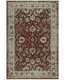 Dalyn Mosaic Manor Paprika Area Rugs