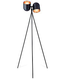 Adesso Simon Tripod Floor Lamp